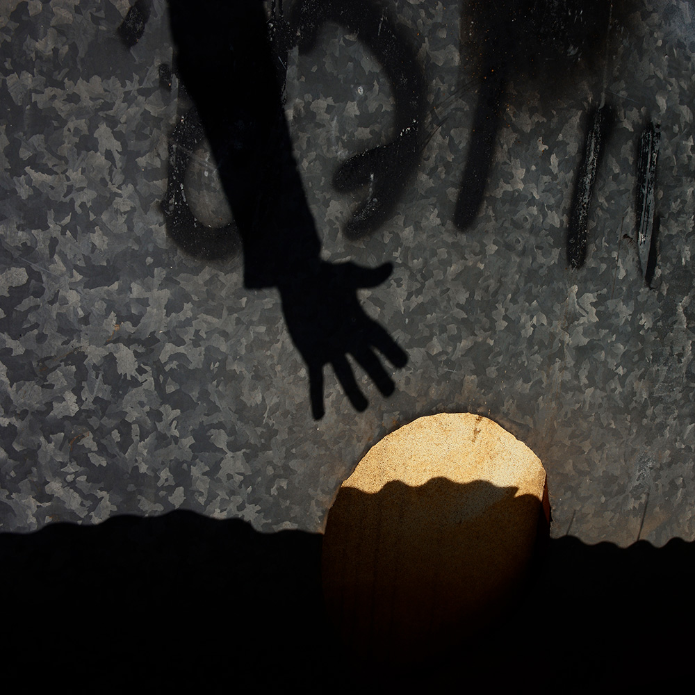 moon in cave